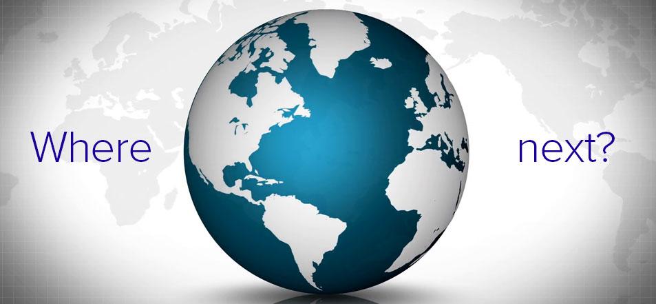 International Sales Blog