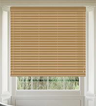 Morgan Pine - 50mm Slat Wooden Blind