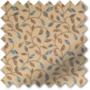 LaFleur Blue - Floral Pattern Roman Blind