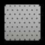 Millennium Grey Perforated - 35mm Aluminium Venetian Blinds