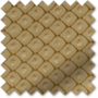 Augustus Cream - Faux Silk & Chenille Pattern Roman Blind