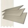 Charisma 50 Beige - 50mm Slat Faux Wood Blind Vanilla Tape
