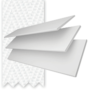 Charisma 50 BW Fine Grain - 50mm Slat Faux Wood Blind Super White Tape