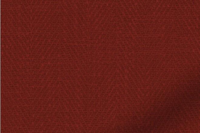 Capri Ruby - Designer Herringbone Roman Blind