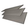 Charisma 35 Dark Grey - 35mm Slat Faux Wood Blind