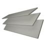 Charisma 35 Mid Grey - 35mm Slat Faux Wood Blind