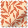 Fern Seville - Floral Pattern Roman Blind