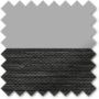 Horizon Dark Grey - Day and Night Blind with Extra Fine Voile