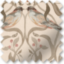 Joy Stone - Floral Pattern Roman Blind