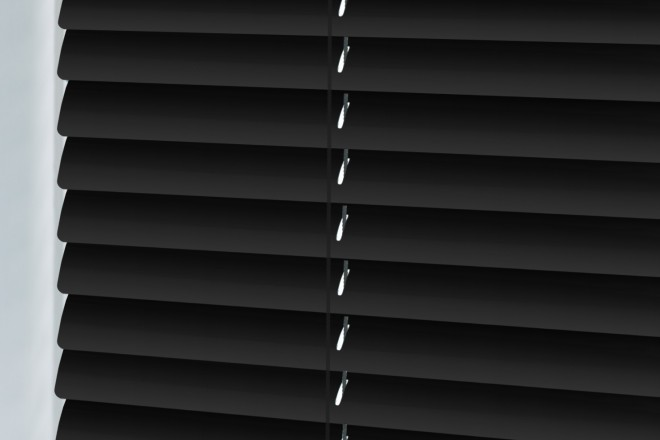 Millennium Black - Venetian Blinds