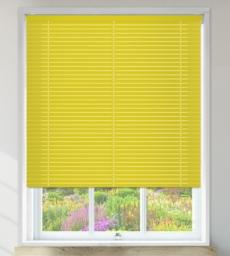 Millennium Yellow - Venetian Blinds