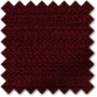 Monti Rosso Red - Luxury Chenille Roman Blind