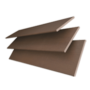 Precision Chestnut Wood – 25mm Slat Venetian Perfect Fit Blind