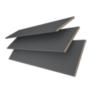 Precision Dark Grey Wood – 25mm Slat Venetian Perfect Fit Blind