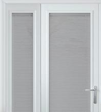Precision Light Grey – 25mm Slat Venetian Perfect Fit Blind