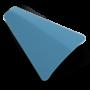 Precision Light Blue – 25mm Slat Venetian Perfect Fit Blind