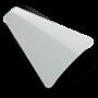 Precision White Smoke – 25mm Slat Venetian Perfect Fit Blind