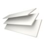 Precision White Wood – 25mm Slat Venetian Perfect Fit Blind
