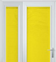 Precision Yellow – 25mm Slat Venetian Perfect Fit Blind