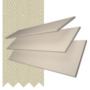 Charisma 50 Stone - 50mm Slat Faux Wood Blind Ecru Tape