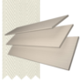 Charisma 50 Stone Fine Grain - 50mm Slat Faux Wood Blind Barley Tape