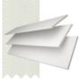 Charisma 50 White Fine Grain - 50mm Slat Faux Wood Blind Chalk Tape