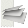 Charisma 50 White - 50mm Slat Faux Wood Blind Chalk Tape