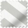 Chevron Grey - Patterned Roller Blind
