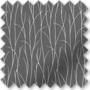 Fever Dark Grey - Patterned Roller Blind