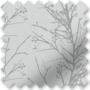 Irsina Grey - Patterned Roller Blind