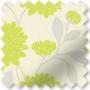 Jersey Lime Green - Patterned Roller Blind