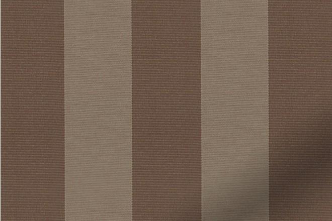 Abbie Grey - Textured Stripe Blackout Roller Blind