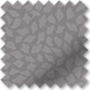 Alpine Grey - Patterned Roller Blind