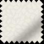 Alpine Ivory - Patterned Roller Blind