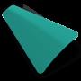 Precision Emerald Green – 25mm Slat Venetian Perfect Fit Blind