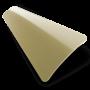 Precision Metallic Gold – 25mm Slat Venetian Perfect Fit Blind
