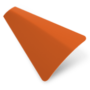 Precision Orange – 25mm Slat Venetian Perfect Fit Blind