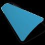 Precision Matt Blue – 25mm Slat Venetian Premium Perfect Fit Blind