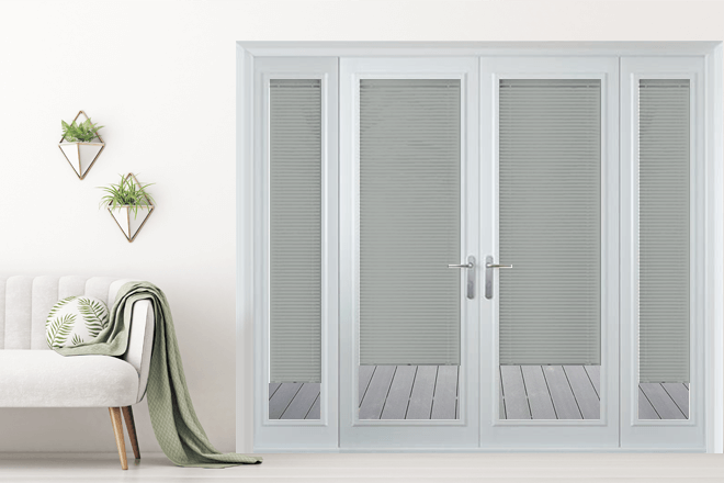 Precision Baby Pink - 25mm Slat Venetian Perfect Fit Blind
