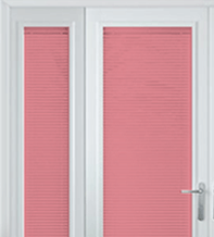 Precision Coral Pink – 25mm Slat Venetian Perfect Fit Blind