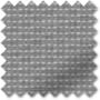 Esme Metal Grey - Hand Weave Look Blackout Roller Blind