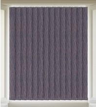 Fever Purple - Patterned Vertical Blind