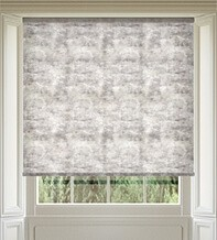 Fusion Taupe - Patterned Roller Blind