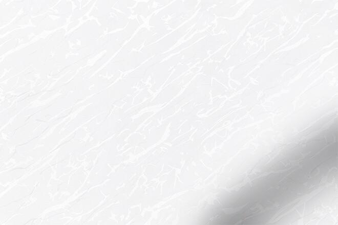 Gibson White - Vinyl Blackout Roller Blind