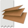 Morgan Honey - 50mm Slat Wooden Blind Cotton Tape
