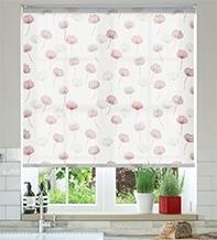 Imogen Lust - Floral Pattern Roller Blind