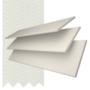 Charisma 35 Ivory Fine Grain - 35mm Slat Faux Wood Blind Chalk Tape