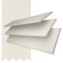 Charisma 35 Ivory Fine Grain - 35mm Slat Faux Wood Blind Vanilla Tape