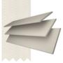 Charisma 35 Ivory - 35mm Slat Faux Wood Blind Vanilla Tape