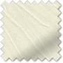 Leon Cream - Sheen Shadow Pattern Blackout Roller Blind